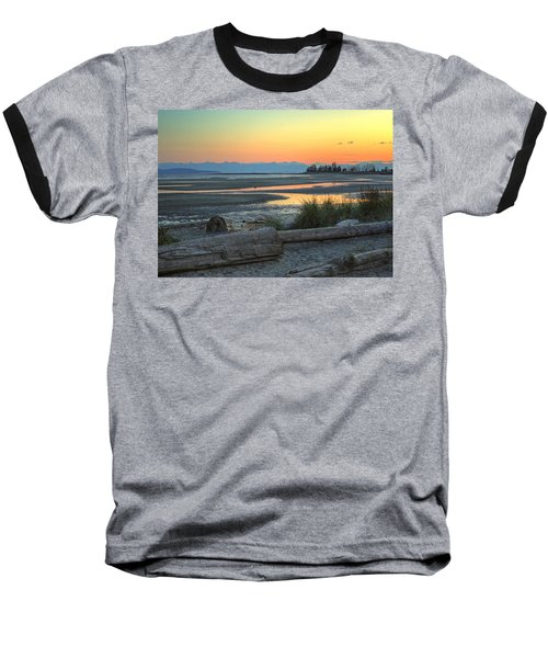 The Tide Is Low Baseball T-Shirt