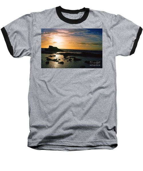 The Tide Will Turn Baseball T-Shirt