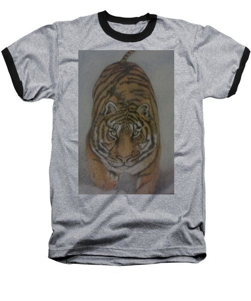 The Tiger Baseball T-Shirt by Christy Saunders Church