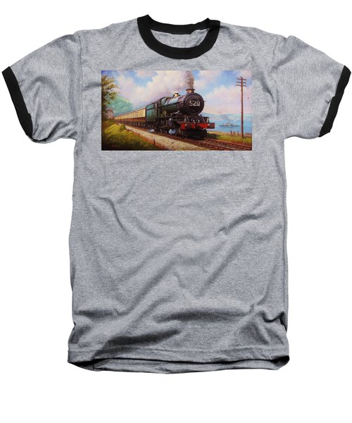 The Torbay Express. Baseball T-Shirt