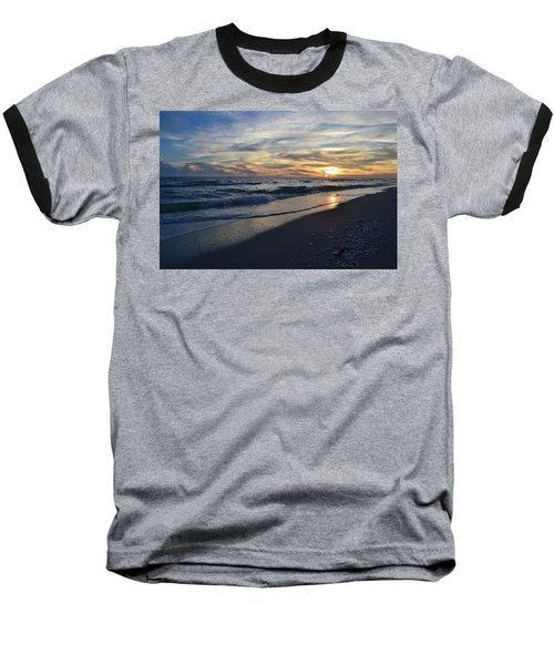 The Touch Of The Sea Baseball T-Shirt