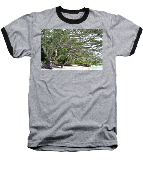 The Tree Baseball T-Shirt