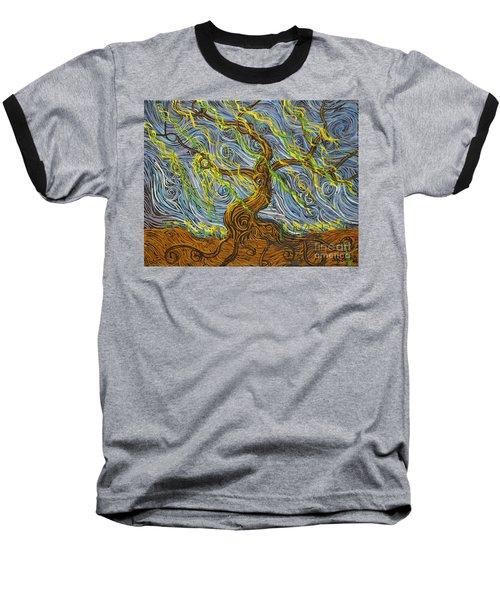 The Tree Have Eyes Baseball T-Shirt
