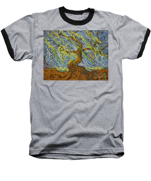 The Tree Have Eyes Baseball T-Shirt