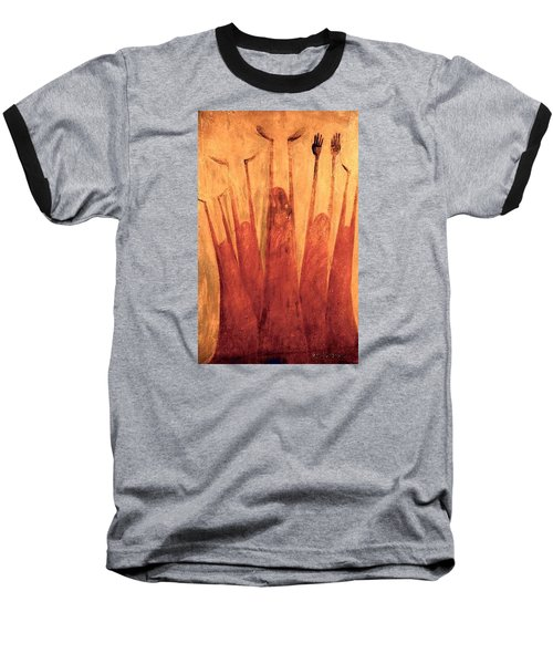 The Tree Of Weeping Baseball T-Shirt