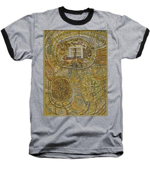 The Turtle Snake Baseball T-Shirt