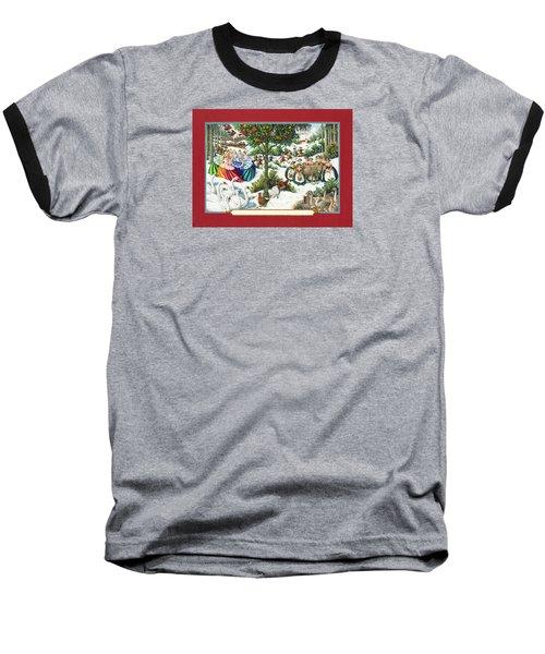 The Twelve Days Of Christmas Baseball T-Shirt