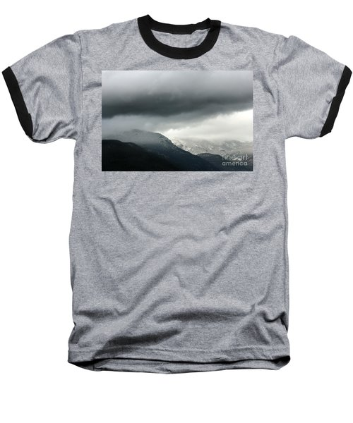Baseball T-Shirt featuring the photograph The Valley by Dana DiPasquale