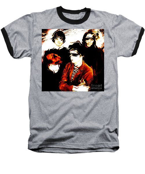 The Velvet Underground  Baseball T-Shirt