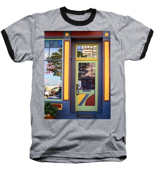 The Victorian Diner Baseball T-Shirt