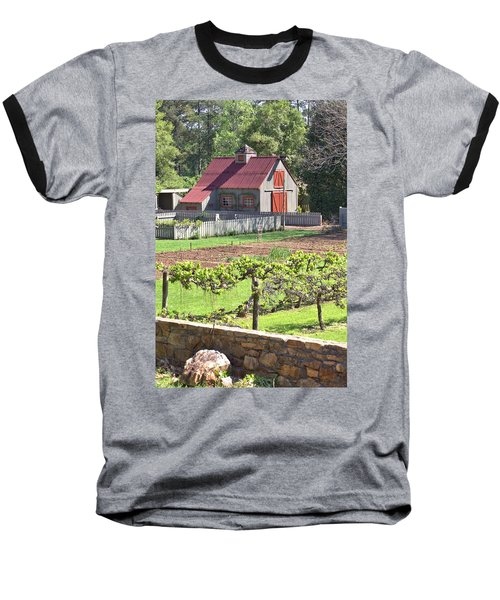 The Vineyard Barn Baseball T-Shirt
