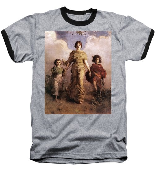 The Virgin Baseball T-Shirt