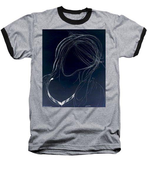 The Virgin Mary II Baseball T-Shirt