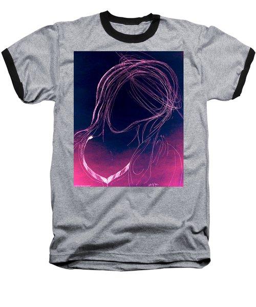 The Virgin Mary IIi Baseball T-Shirt