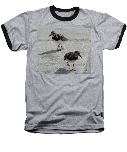 The Walk Baseball T-Shirt