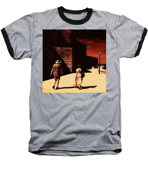 The Walk Baseball T-Shirt