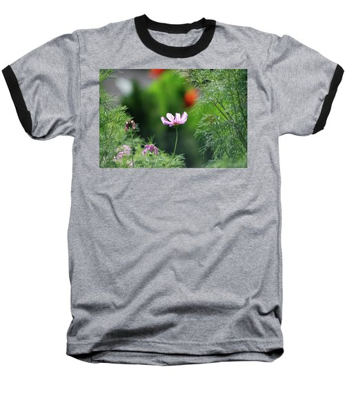 Baseball T-Shirt featuring the photograph The Warmth Of Summer by Thomas Woolworth