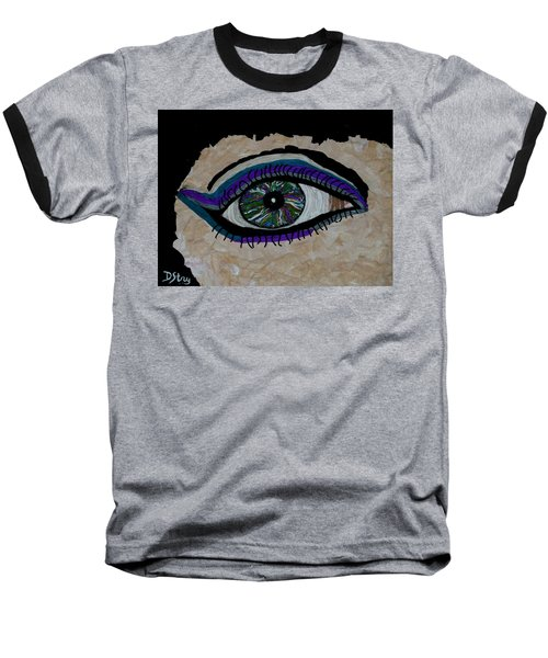 The Watcher Baseball T-Shirt