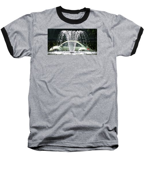 Baseball T-Shirt featuring the photograph The  Waterbug by John King