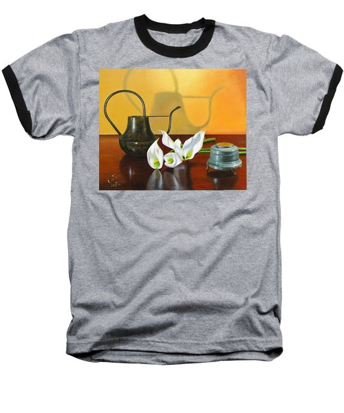 The Watering Can Baseball T-Shirt