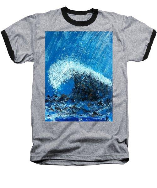 The Wave Baseball T-Shirt