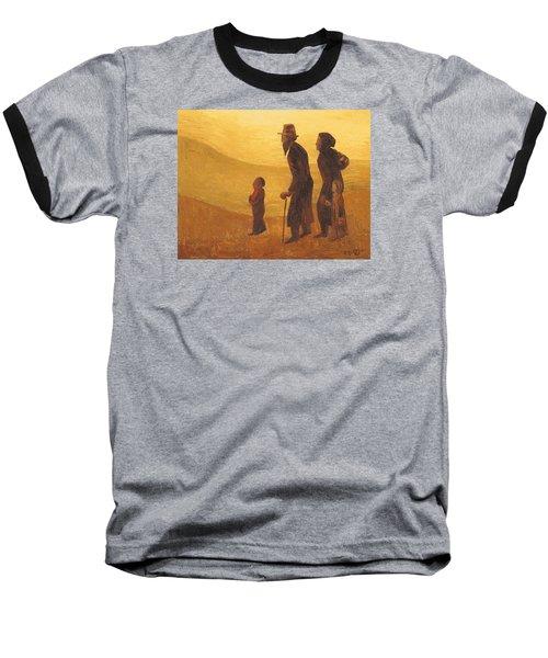 The Way - Aliyah Baseball T-Shirt