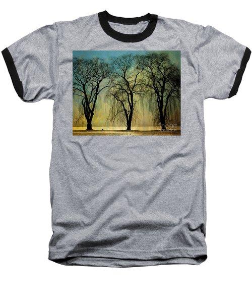 The Weeping Trees Baseball T-Shirt
