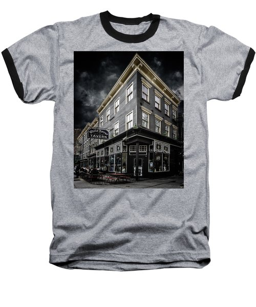 The White Horse Tavern Baseball T-Shirt