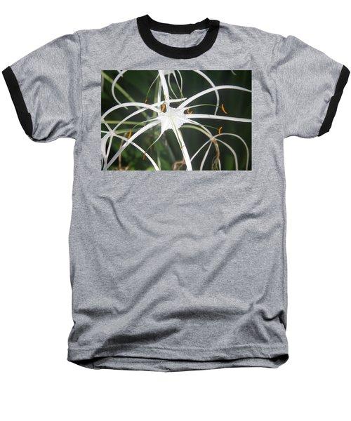 The White Spyder Baseball T-Shirt