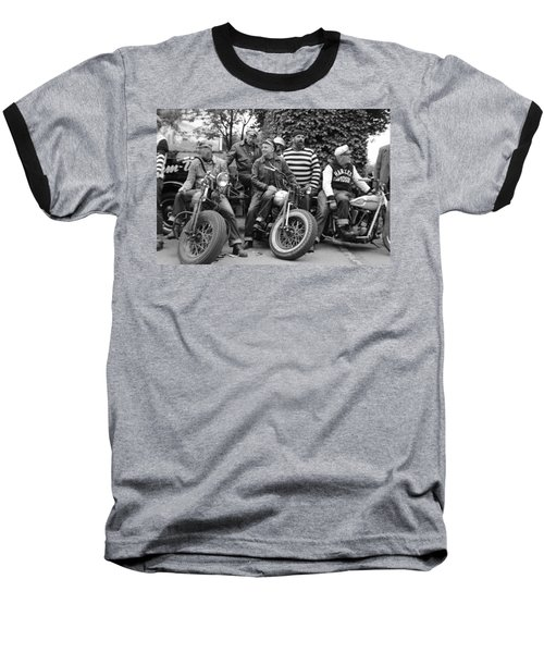 The Wild Ones Baseball T-Shirt