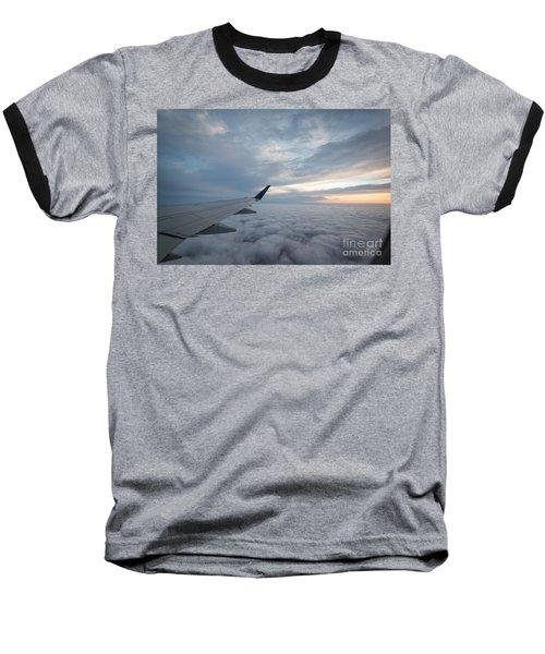 The Window Seat Baseball T-Shirt