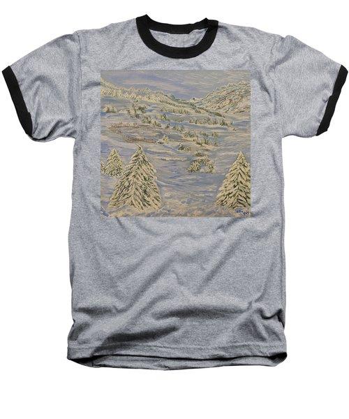 The Winter Heart Baseball T-Shirt