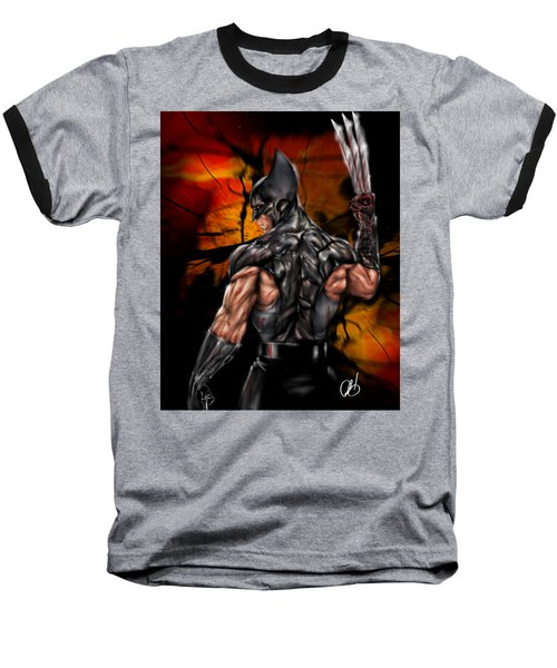 The Wolverine Baseball T-Shirt
