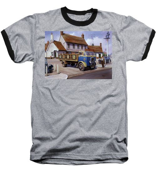 The Woodman Pub. Baseball T-Shirt