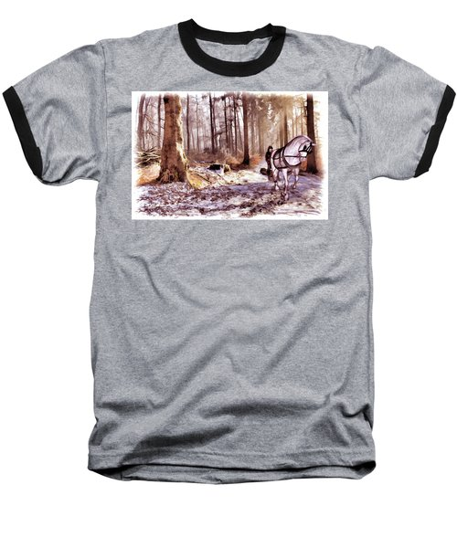 The Woodsman Baseball T-Shirt