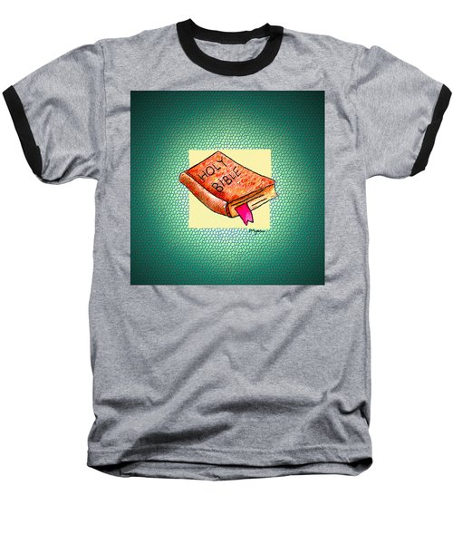 The Word Baseball T-Shirt