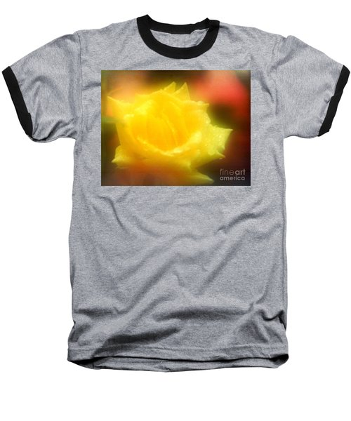 Baseball T-Shirt featuring the photograph New Orleans  Yellow Rose Of Tralee by Michael Hoard