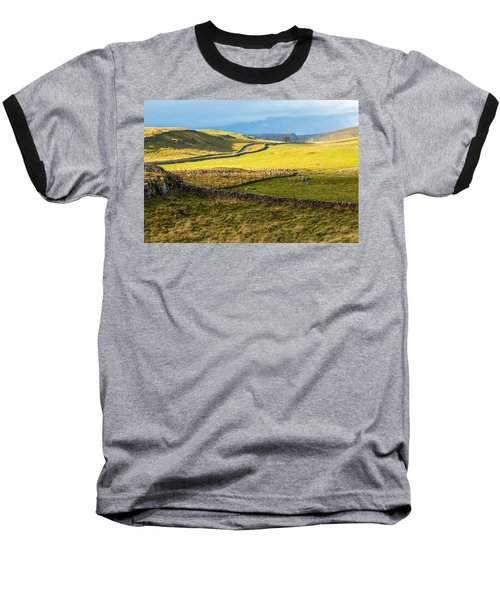 The Yorkshire Dales Baseball T-Shirt