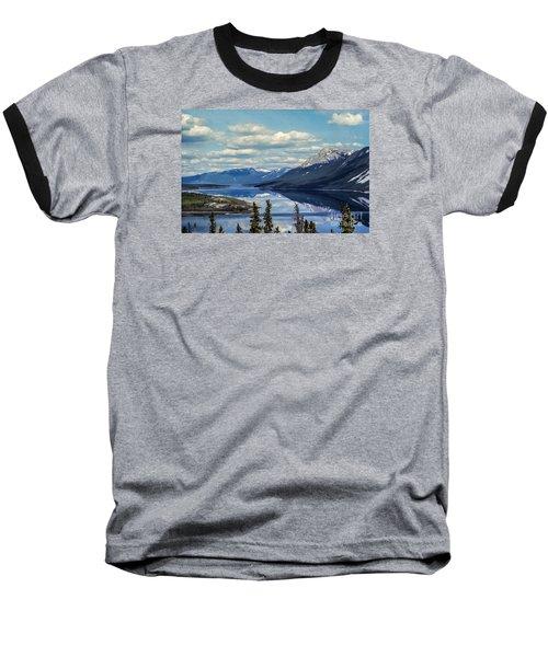 The Yukon Baseball T-Shirt by Suzanne Luft
