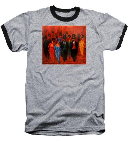 Theatre Night  Baseball T-Shirt