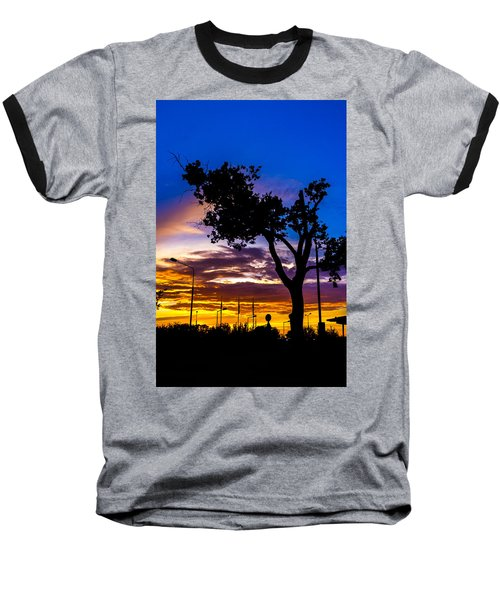 There Is Something Magical About The Sky Baseball T-Shirt