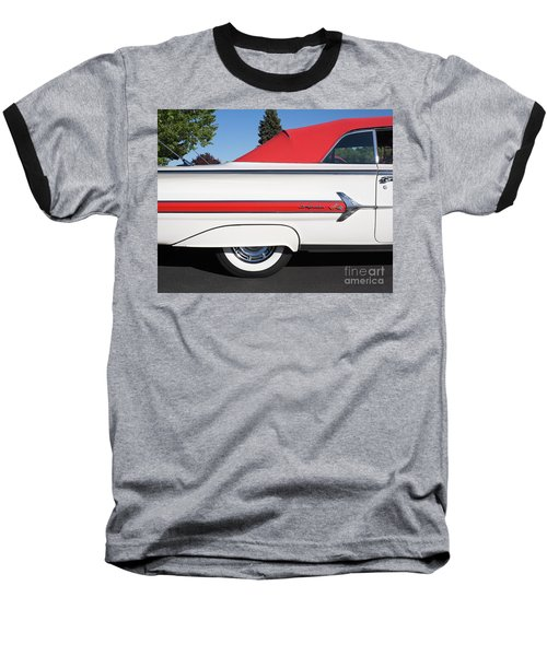 There Was A Time Baseball T-Shirt