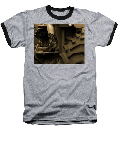 These Boots 1 Sepia Baseball T-Shirt