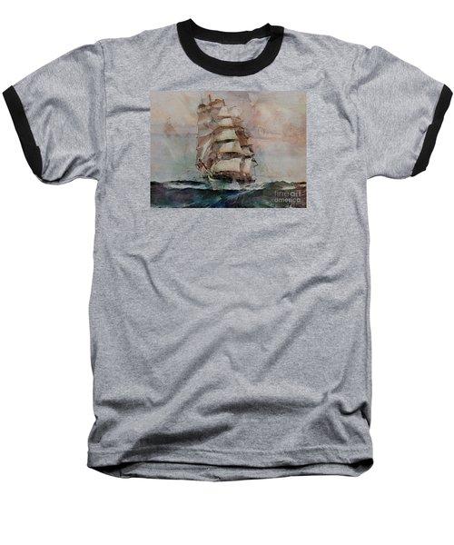 Thessalus Baseball T-Shirt by Dragica  Micki Fortuna