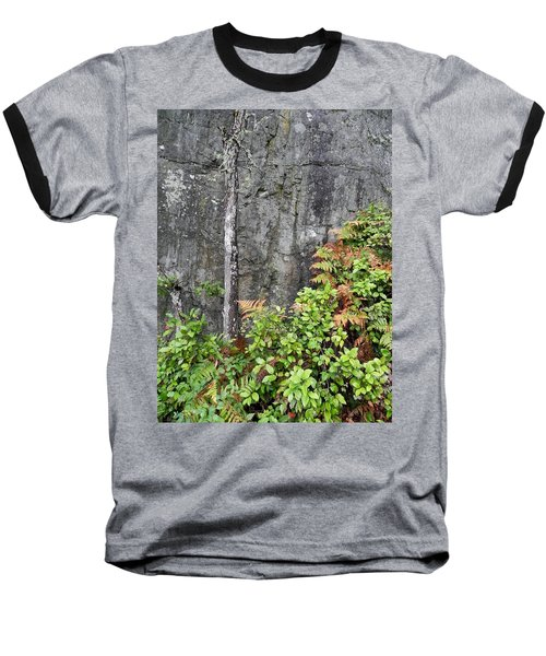 Baseball T-Shirt featuring the photograph Thetis In Fall by Cheryl Hoyle