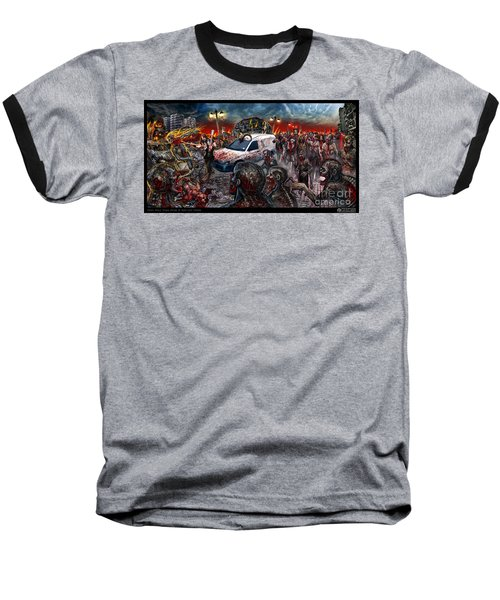 They Will Take Over If You Let Them Baseball T-Shirt