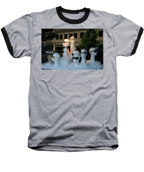 They're Watching Baseball T-Shirt