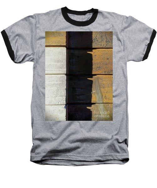 Baseball T-Shirt featuring the photograph Thirds by James Aiken