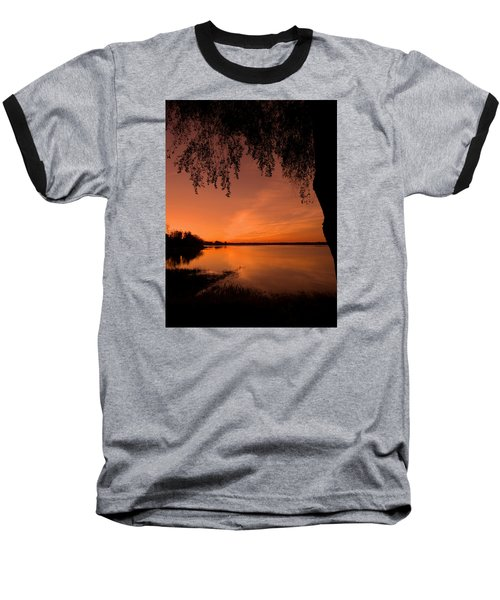 Baseball T-Shirt featuring the photograph This Is A New Day ... by Juergen Weiss