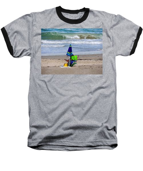 This Is A Recording Baseball T-Shirt